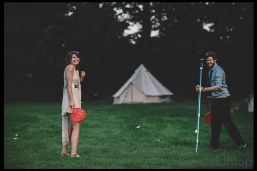 Jess & Sam's Wedding @ Wick Bottom Barn