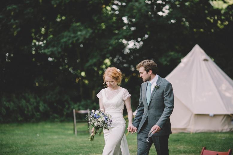 Eve photo-Jess& Sam by tent